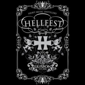 Official Shirt design of Hellfest 2013 by AboveChaos