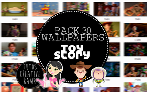 Wallpapers Toy Story by Enamoradhiisza