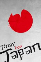 Pray For Japan1 by empegz