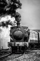 Chasewater Steam 5 by Grunvald