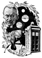 Doctor Who - The Zarbi by iancan
