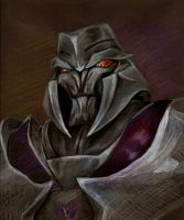 Megatron by Ikarus-001