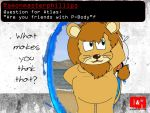 Questions and Answers #006 by AshleyWolf259