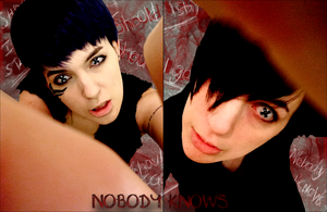 Ravi and Hongbin - Voodoo Doll (Wig/Makeup Test) by fadingforest