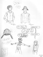 Sherlock: Deerstalkers and Bad Jokes by HippieLlama