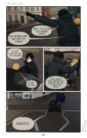 The Non-Deductive Enigma (pg. 11) by LimitBreakComics