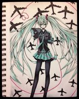 Love is war - Hatsune Miku by Fangirl342