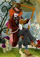 Mad Hatter by laoan