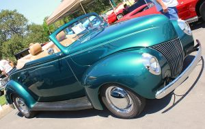 Ford Cabriolet by StallionDesigns