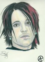 Criss Angel by Ryan-J-Miller