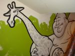 Giraffe wall detail 2 by SquidDelay