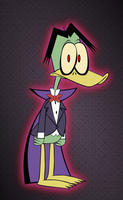 Count Duckula by Moon-manUnit-42