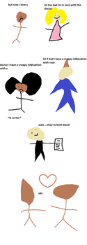 What Really Happened During D.W. Script Writing by mspaintmasterpieces
