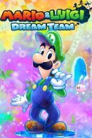 Mario and Luigi Dream Team iPhone wallpaper by Lulikat15