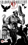 One Sketch 24: Hellboy by Shono