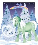 Ice Crystal by MiniBaah