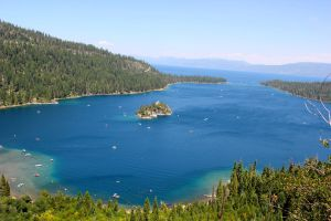 Lake Tahoe by ReptiReptilez