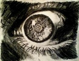 Breaking Benjamin Eye by MonsieurJackass