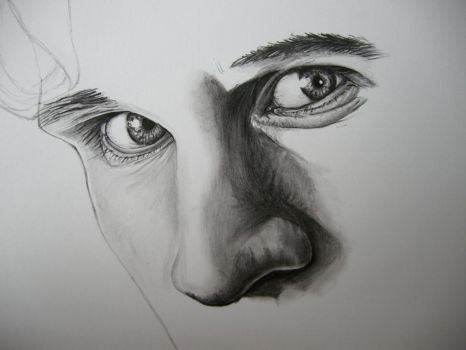Dr. Who - Matt Smith WIP 1 by Anthony-Woods