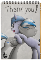Thank you for dA premium! by ItsJustRED