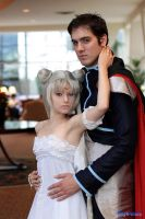 Manga Princess and Prince by SinnocentCosplay