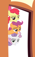 The Doorway Crusaders by The-Crusius