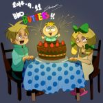 HBD to Butters!!!! by Shanran