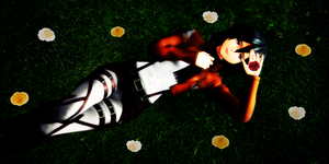 :MMD: If I die young by RockfanXYuki