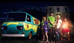 Scooby Doo by avengers63