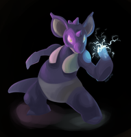 Two light source by Pokeaday