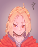 Edward Elric by Someone-chan