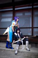 Tales of Vesperia by Calssara