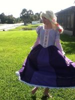 Tangled Photoshoot 2: Kingdom Dance by supereilonwypevensie