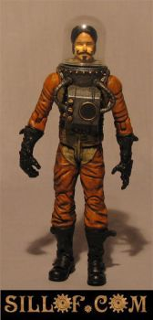 Steam Wars: Pilot Wesley by sillof