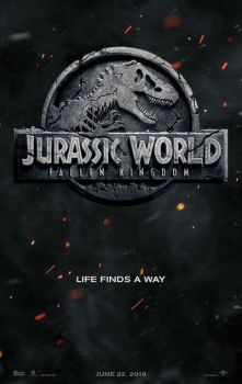 Jurassic World: Fallen Kingdom Official Title by Artlover67