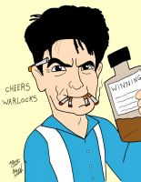 WINNING CHARLIE SHEEN by MATTROSENART