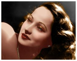 Merle Oberon by sparticus42