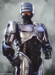 Robocop by black-dicefish