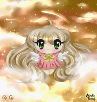 Precious Angel of the Dawn Skies by Lady--Nyx