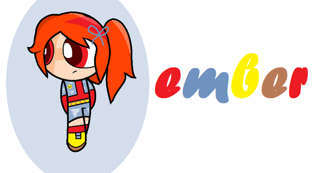 Ember-PPG-Brickisswag by BrickisSwag