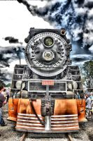 Engine 4449 by mdandree