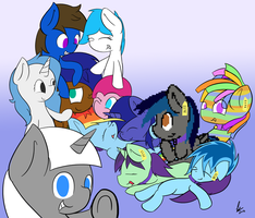 [Commish] BIG PIC by phin-the-pie