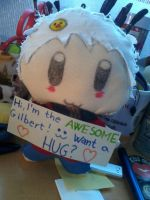 Prussia Plushie 3. by Noni5309