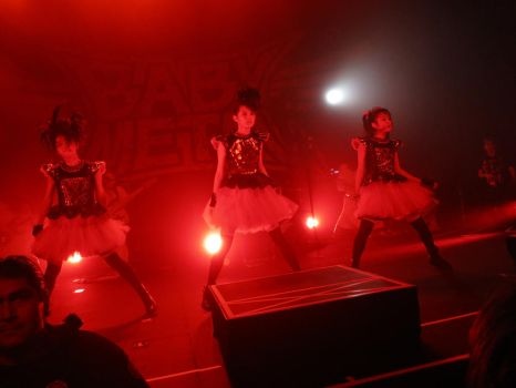 BABYMETAL 63 by iancinerate