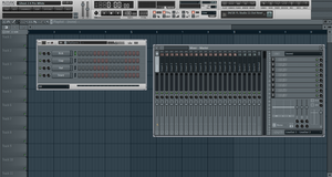 FL Studio 11 Ghost Skins By AntdaKilla by AntDaKilla