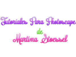 Tutoriales Para Photoscape De Martina Stoessel by CandyStoesselThorne