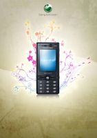 Sony Ericsson K810i by big-dan-designs