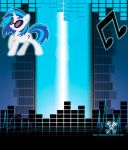 Vinyl Scratch Youtube Channel by NekoKawaii11