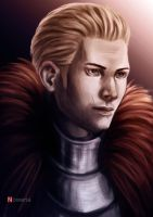 Commission - Cullen Rutherford by Noweria