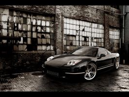 Acura NSX by jidens
